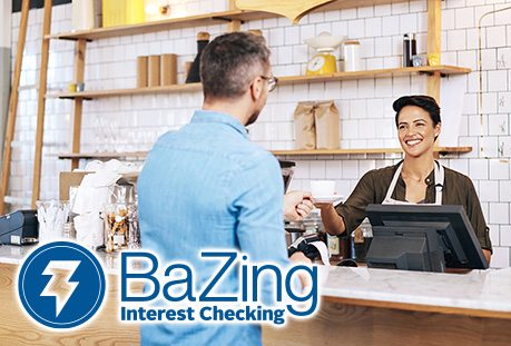 Bazing Interest Checking