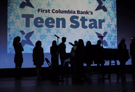 Teen Stars on Stage